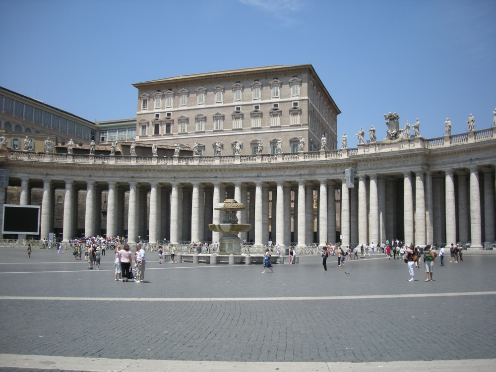 St Peter's Square - Vatican City