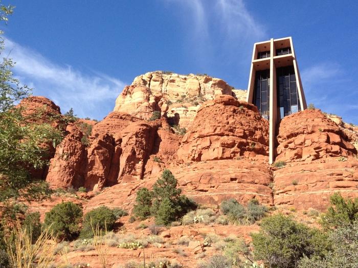Sedona Chapel of the holy rock