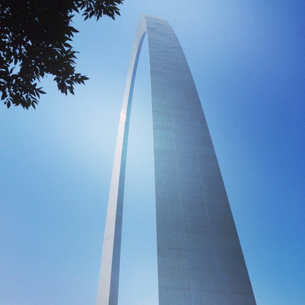 'da Arch in St. Louis