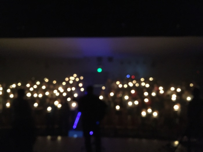 1st Candlelit Christmas Eve Service at Elements City Church 2014