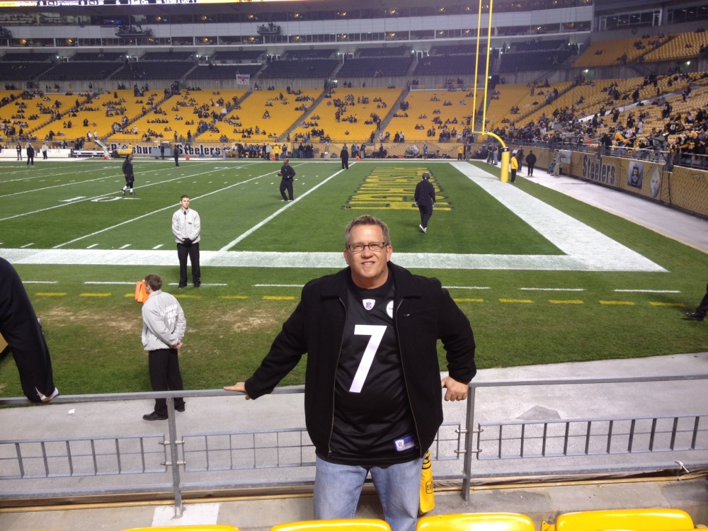 Jack - at Heinz Field
